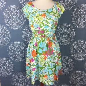 Isaac Mizrahi for Target Floral Spring Dress